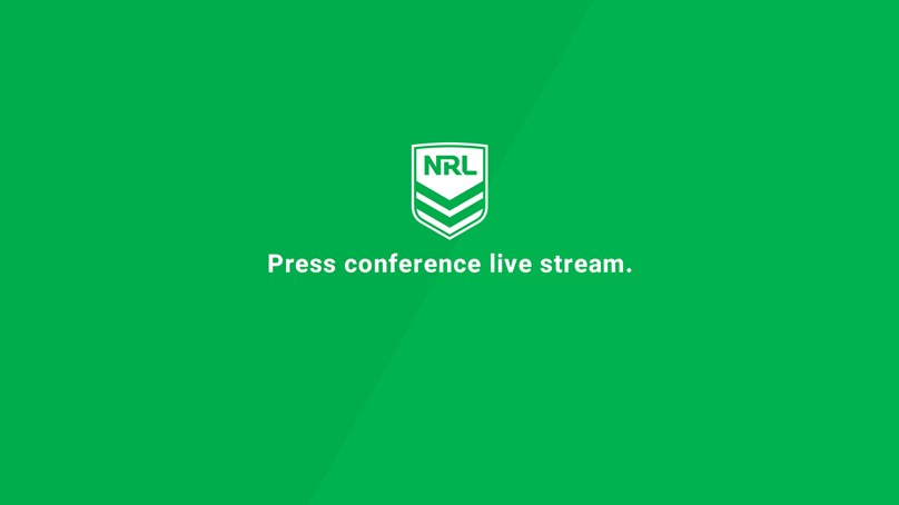 Press Conference: Raiders v Eels - Round 5 2019