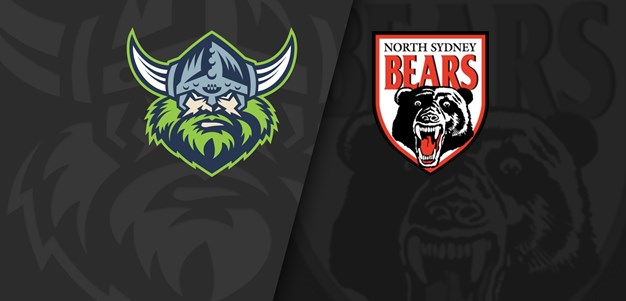 NSW Cup Trial: Raiders v Bears