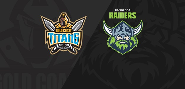 Press Conference: Titans v Raiders - Round 4