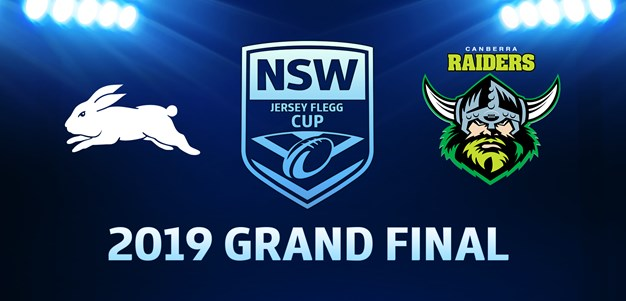 LIVE STREAM | 2019 Jersey Flegg Cup Grand Final