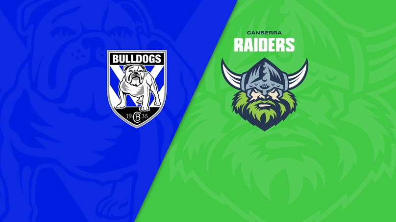 NRL Trials: Bulldogs v Raiders
