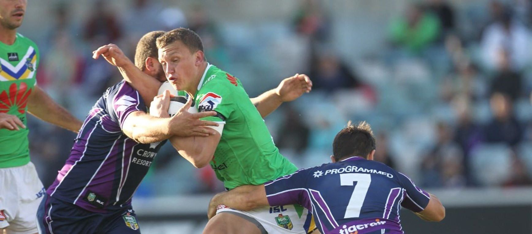 Photo Gallery: Raiders v Storm