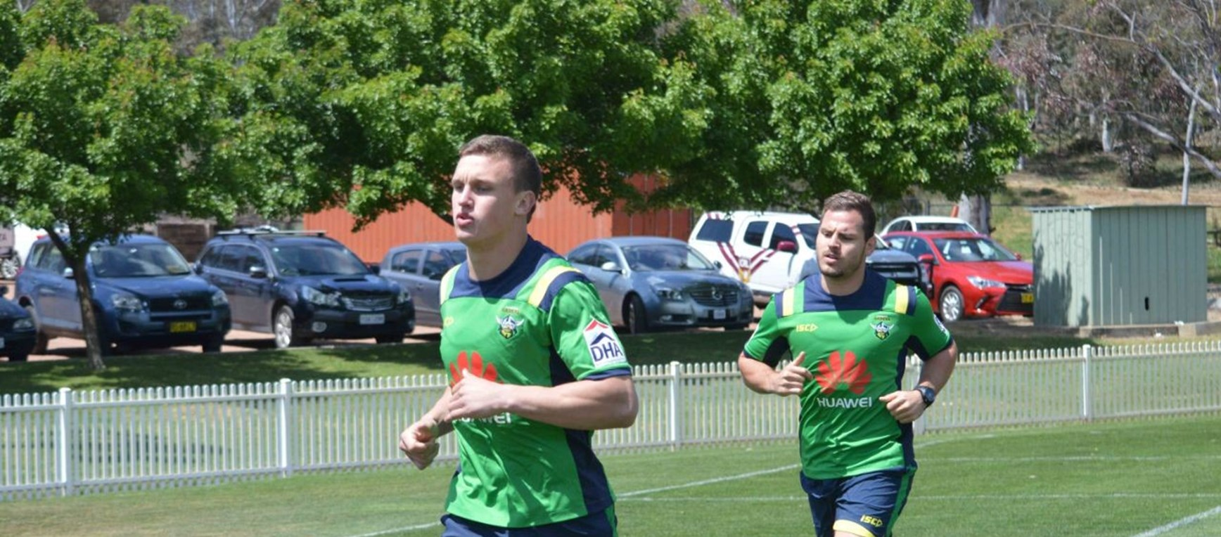 Gallery: Raiders Pre-Season testing