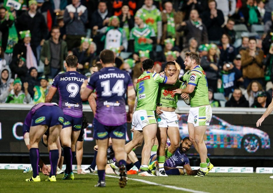 Competition - NRL Premiership.