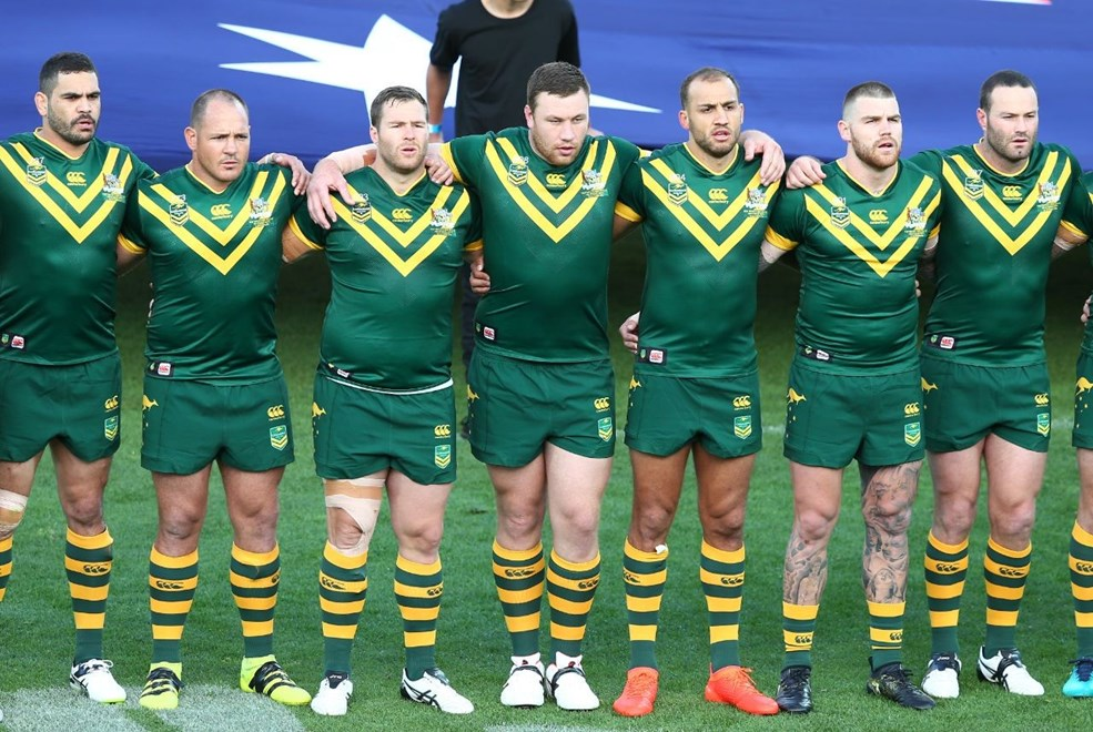 Competition - Test Match.