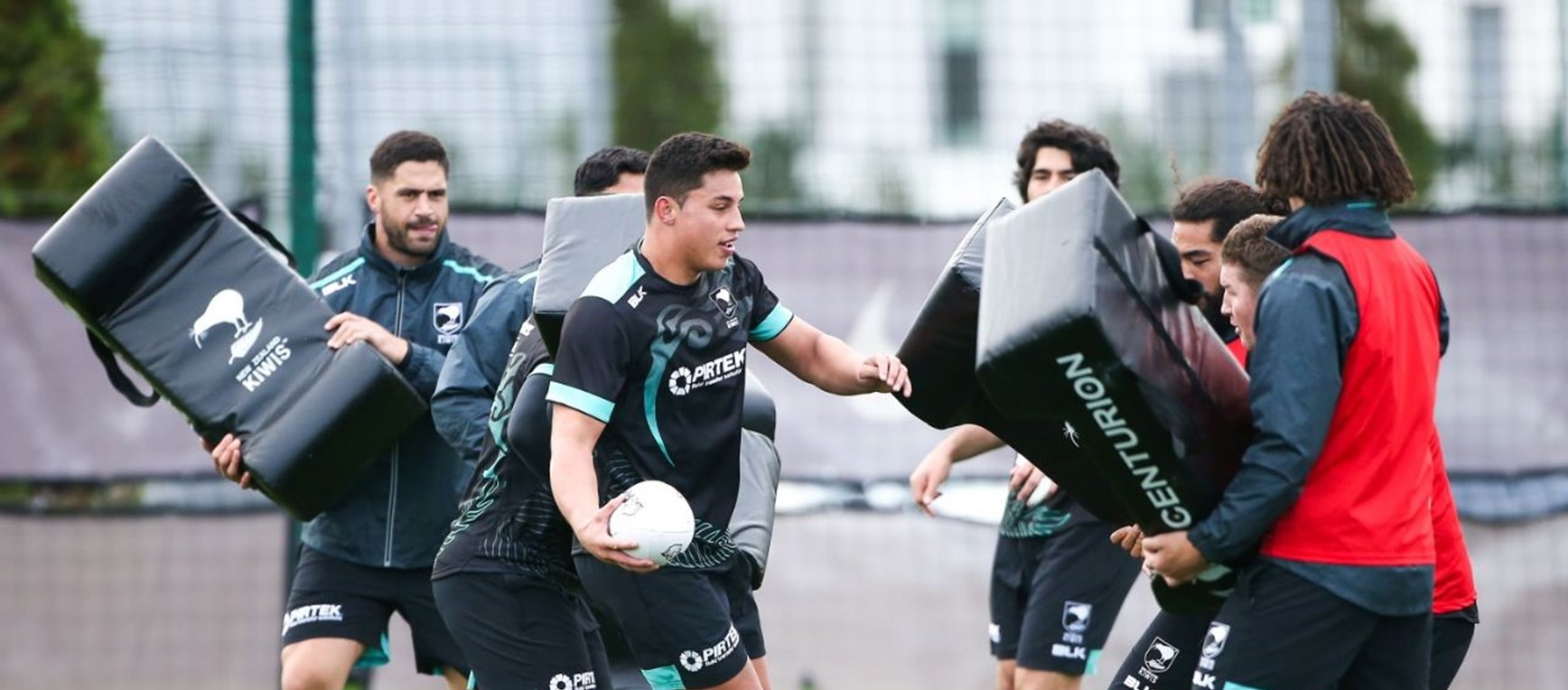 Gallery: Kiwis Training