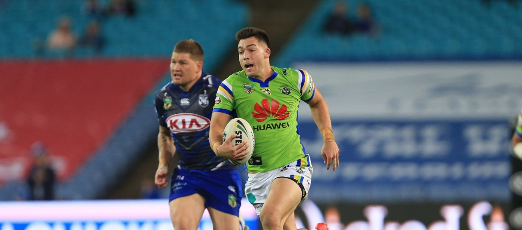 Gallery: Raiders v Bulldogs