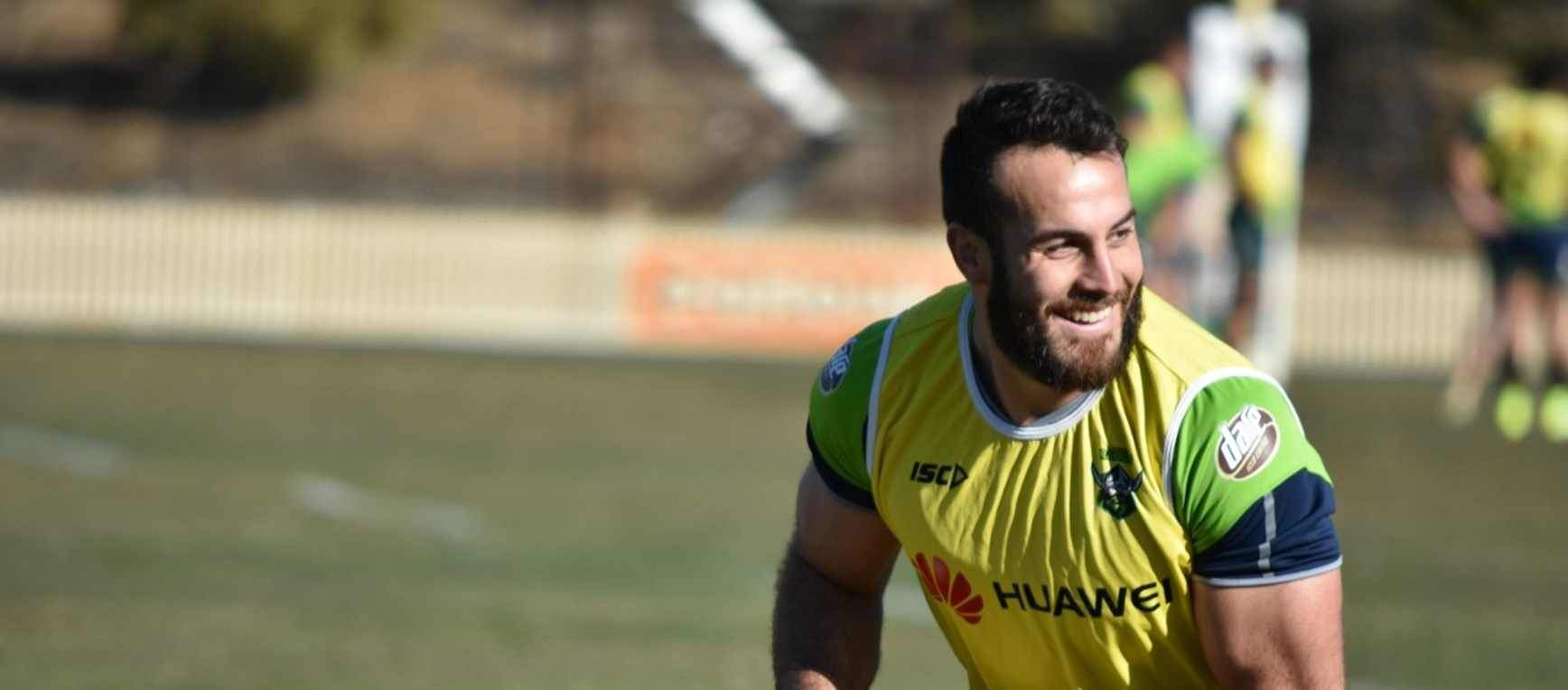 Gallery: Raiders prepare for Rabbitohs