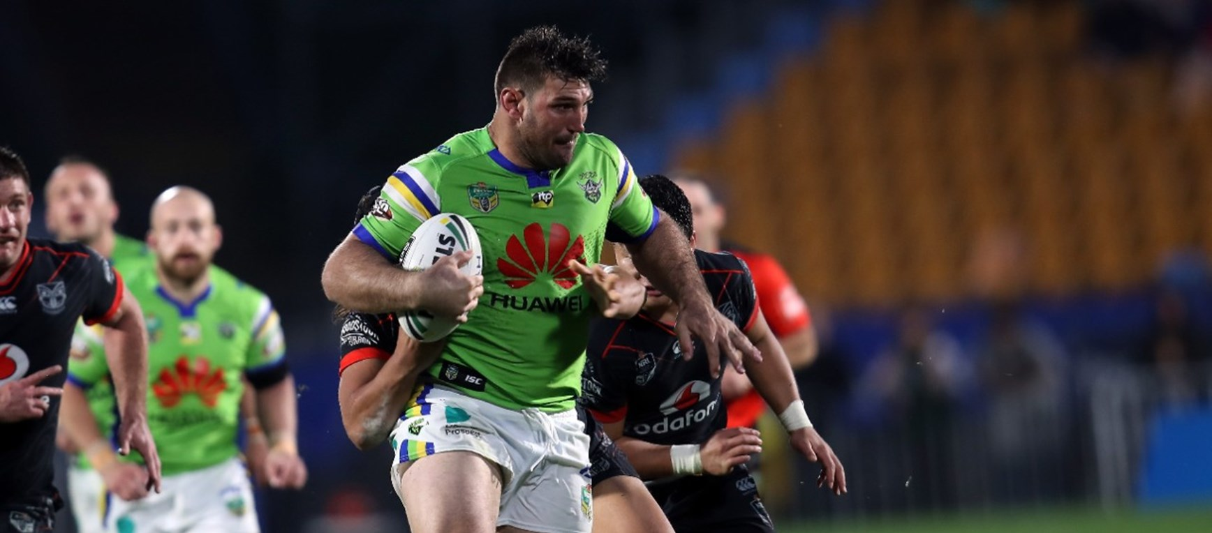 Gallery: Raiders v Warriors