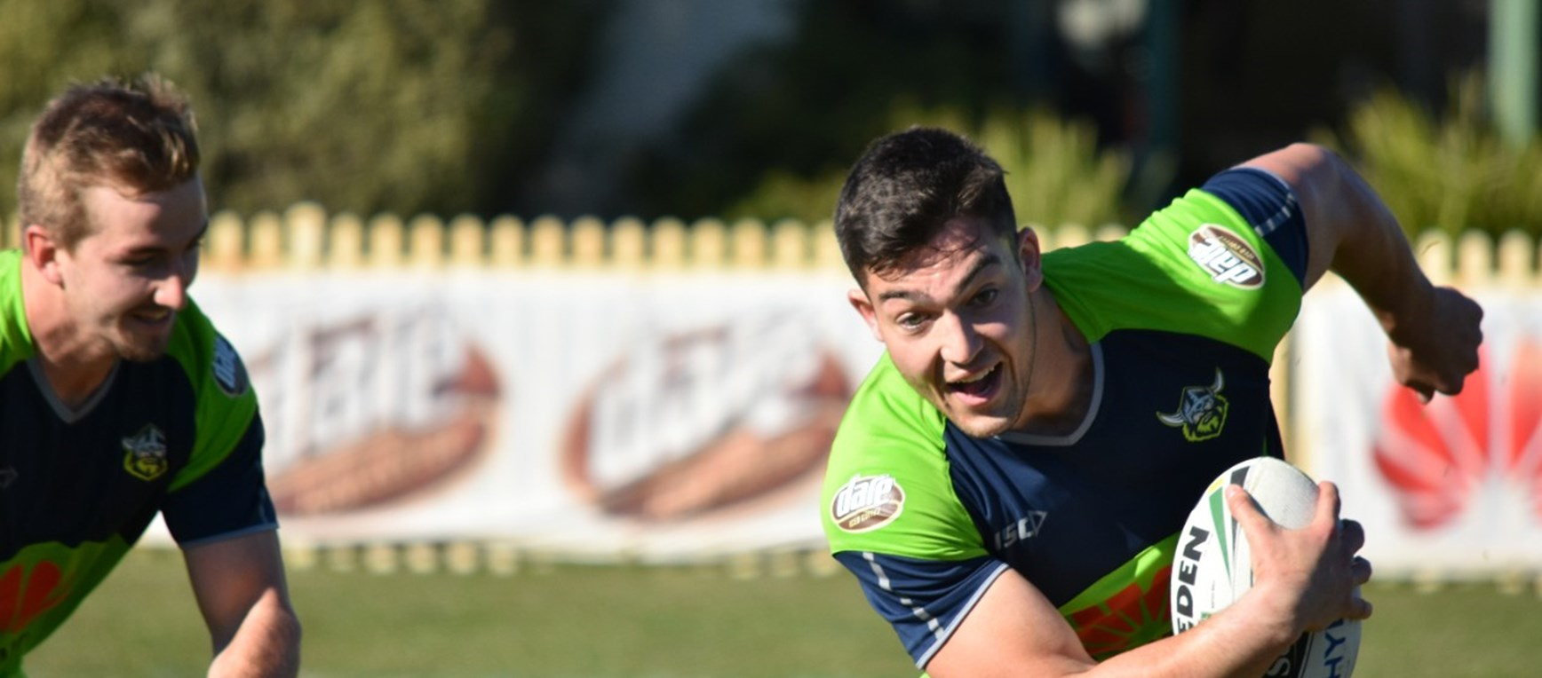 Gallery: Raiders prepare for Sharks
