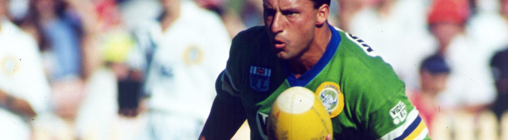 All Time First Grade Player List Raiders