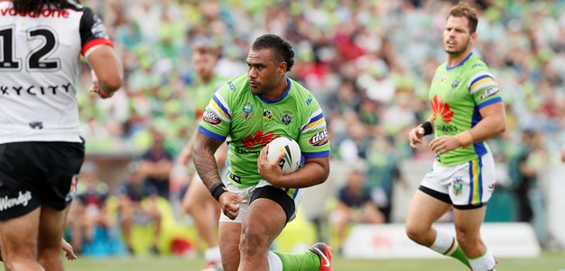 NRL Match Preview Raiders v Bulldogs