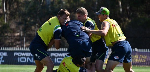 Rd 6 Training Gallery