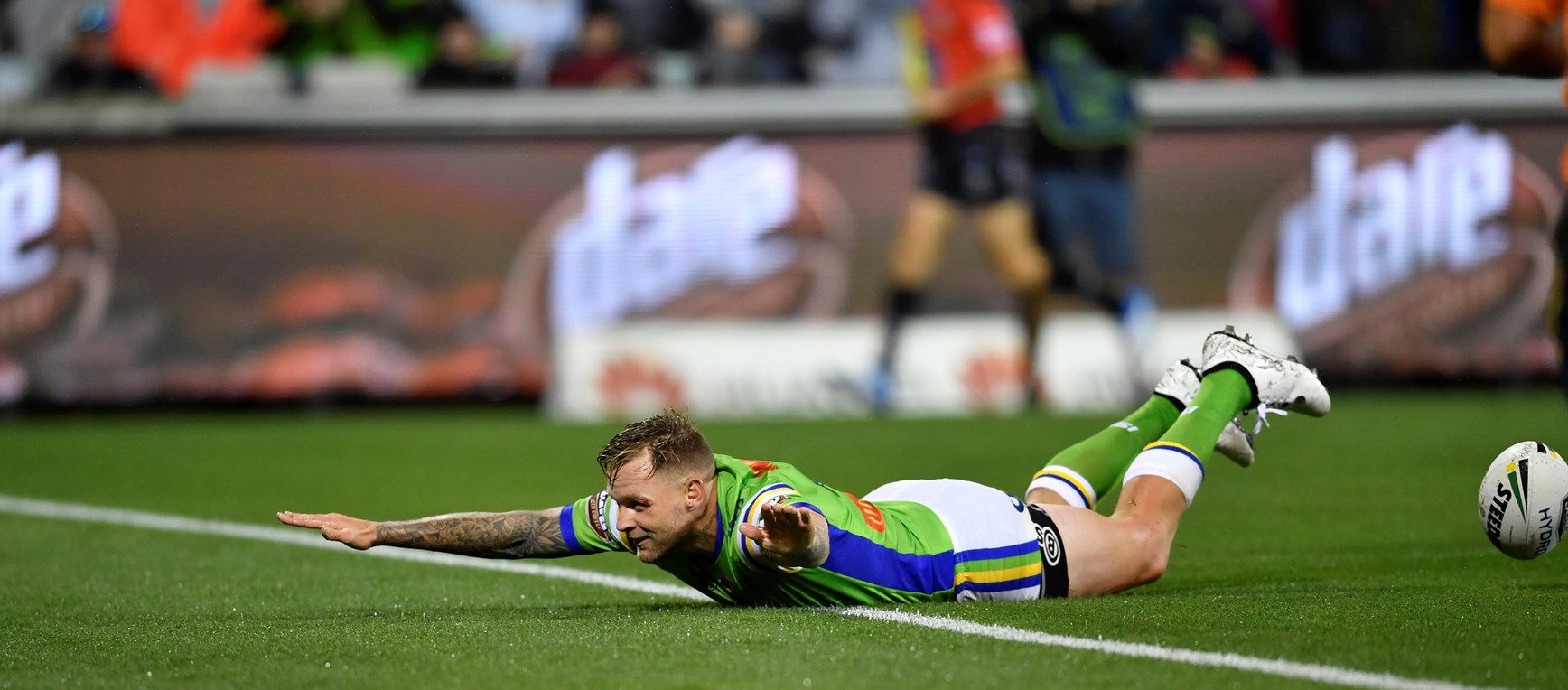 Gallery: Raiders v Eels