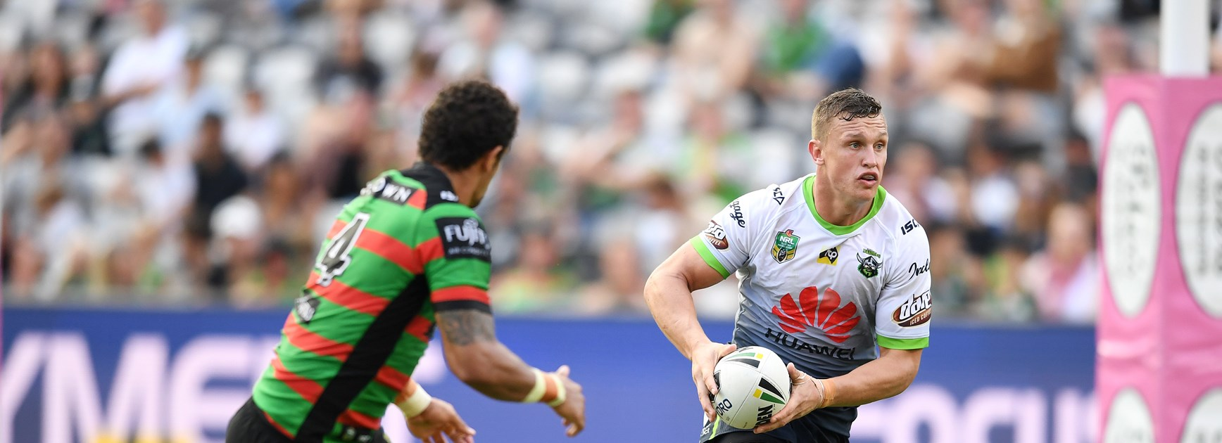By the numbers: Raiders v Rabbitohs