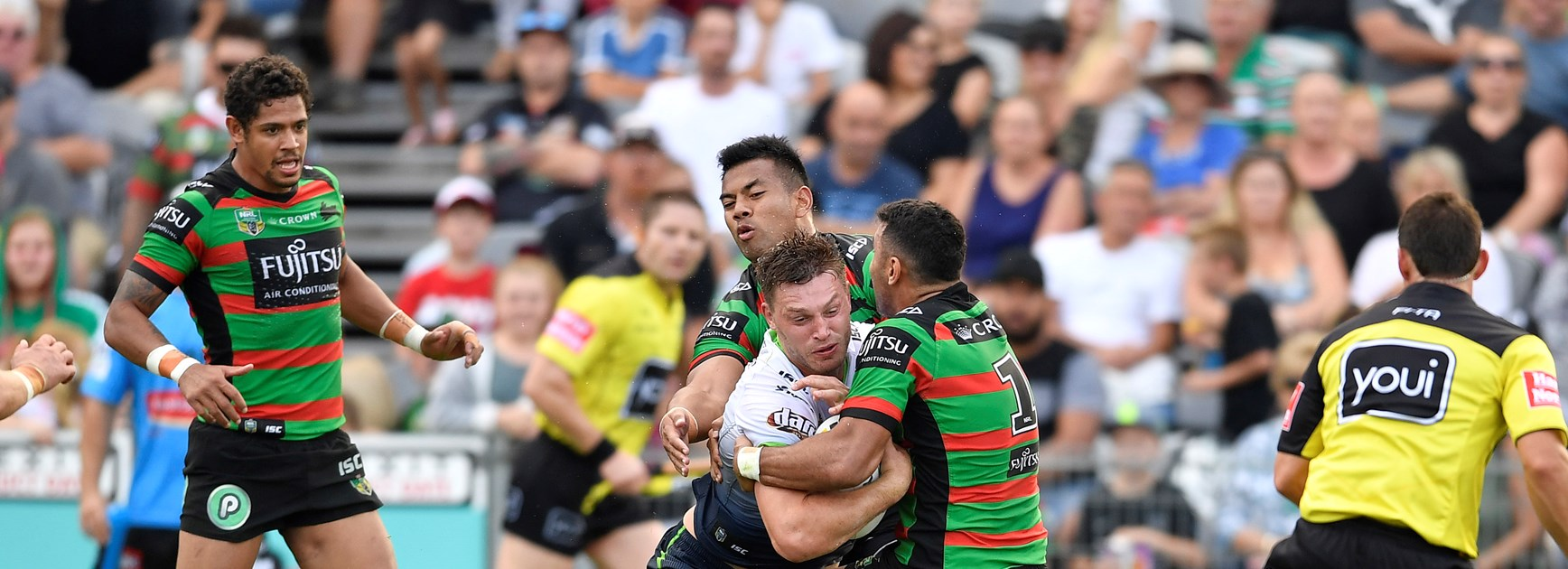 NRL Match Report: Raiders v Rabbitohs