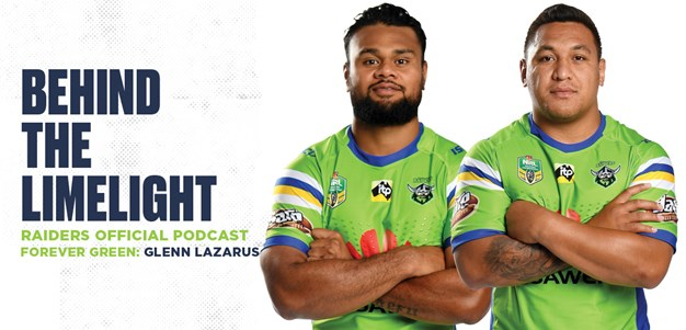 PODCAST: Behind the Limelight - Josh Papalii, Dunamis Lui and Glenn Lazarus