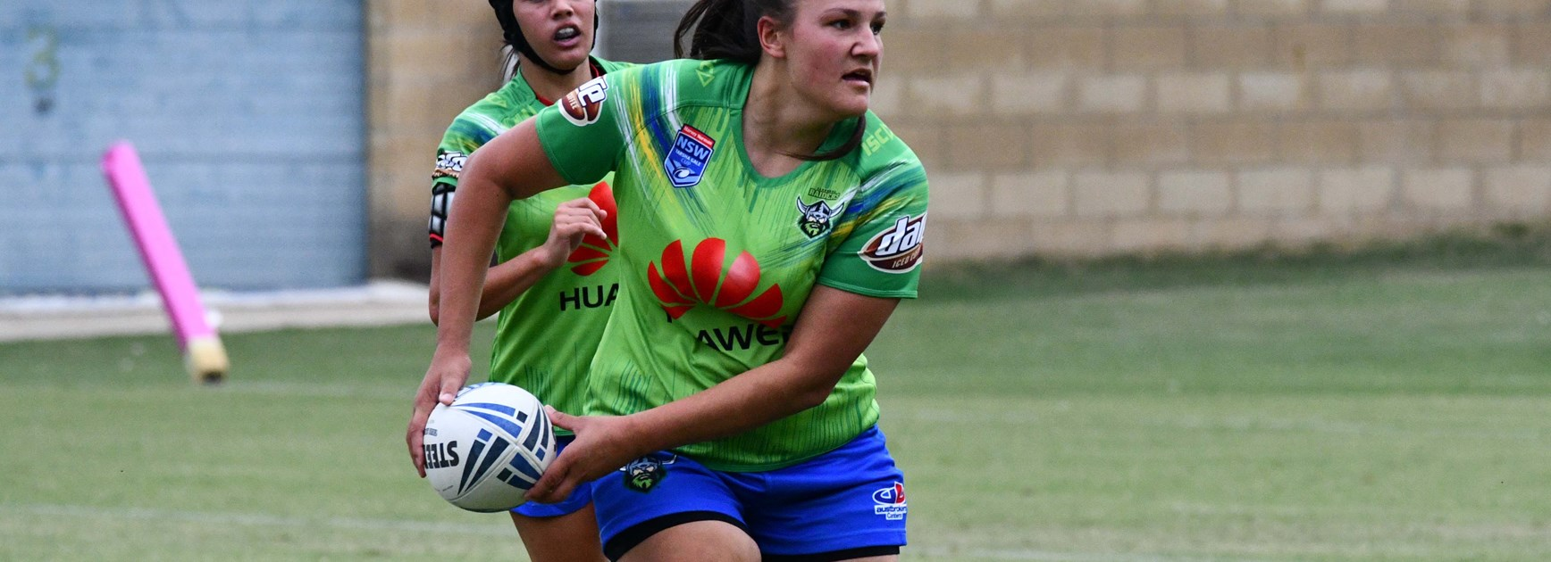 Raiders Developing Female Pathways