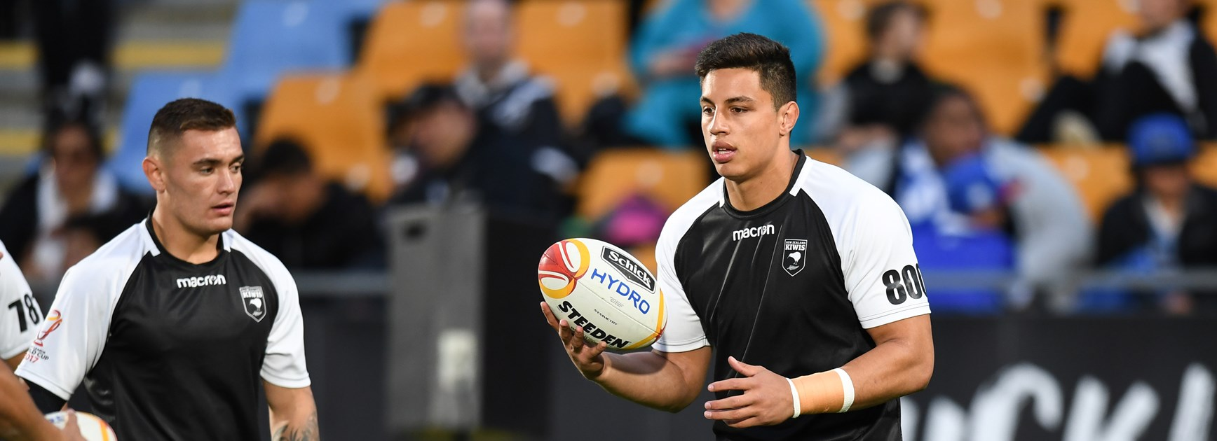 Raiders selected in Kiwis' squad