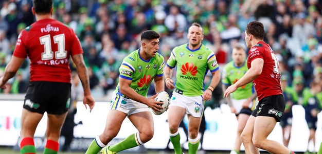 Raiders duo named in Junior Kangaroos squad
