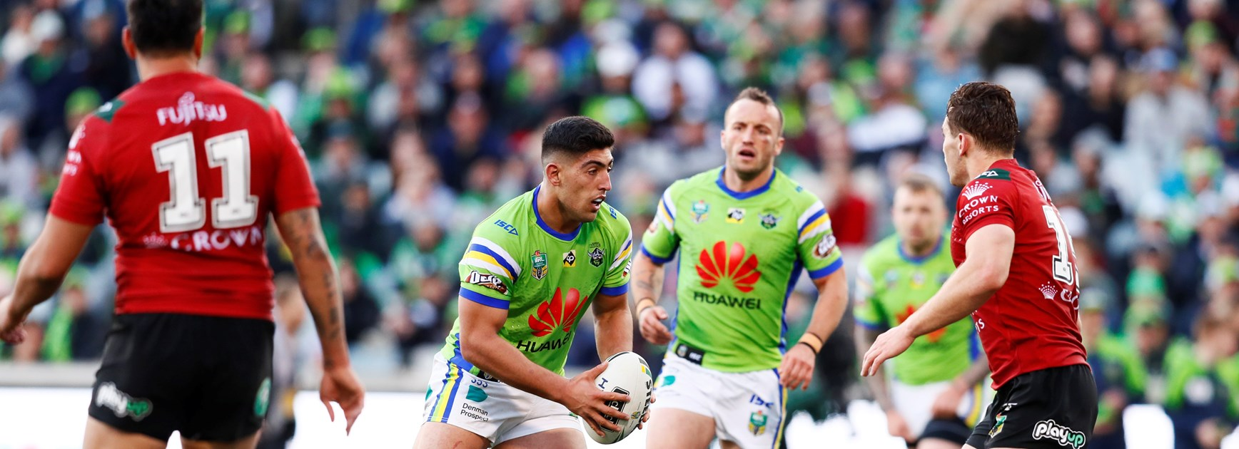 Junior Kangaroos squad announced