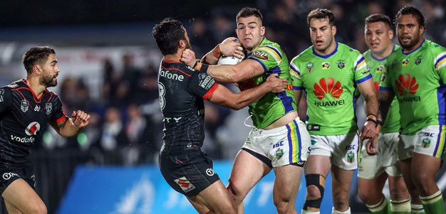 Raiders lose final match to Warriors