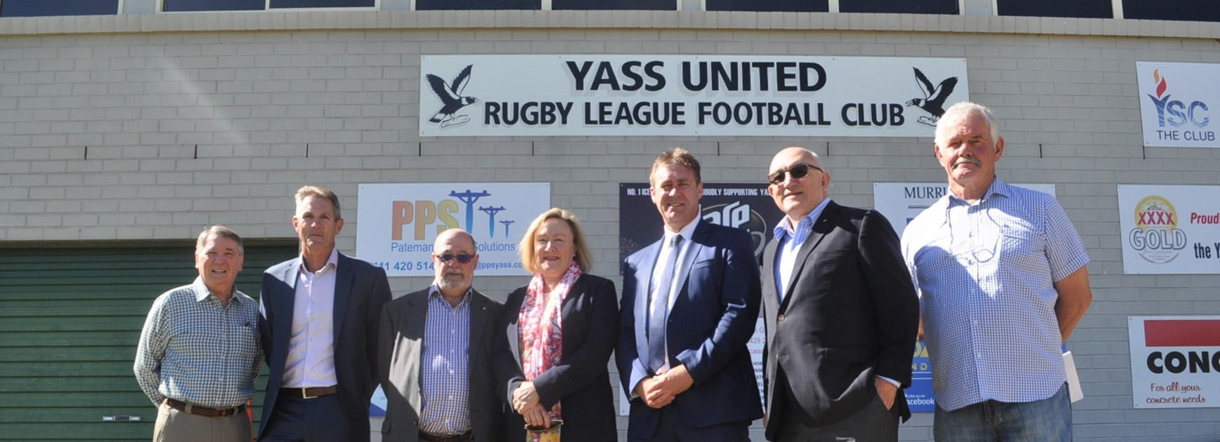 Canberra Raiders boost support for Walker Park upgrades