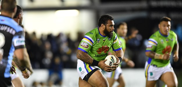 Match Report: Raiders suffer defeat to Sharks