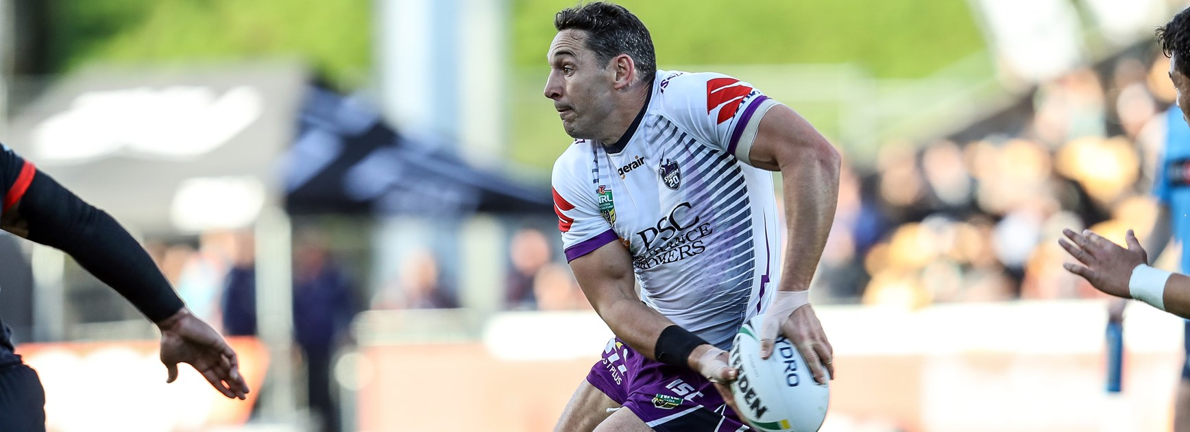 The Opposition: Melbourne Storm