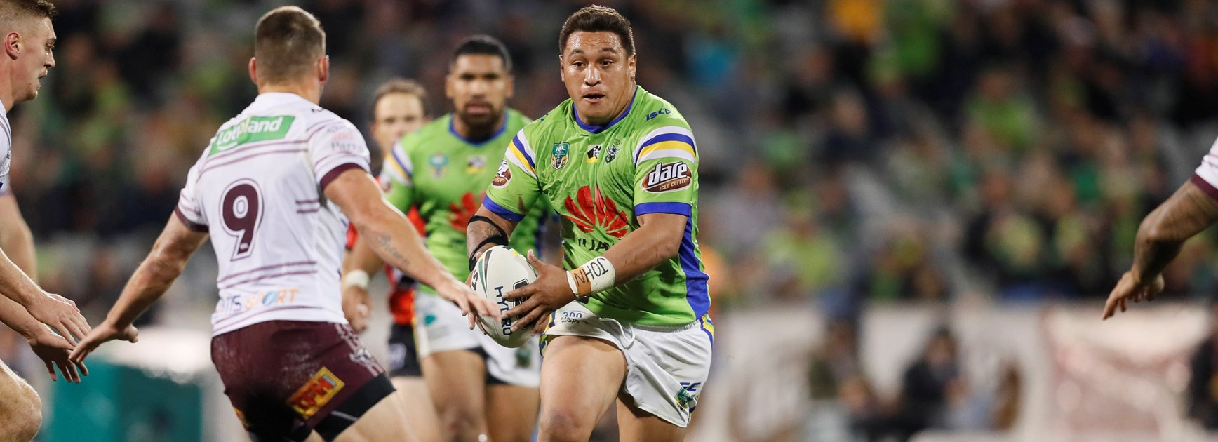 NRL Late Mail: Raiders v Panthers