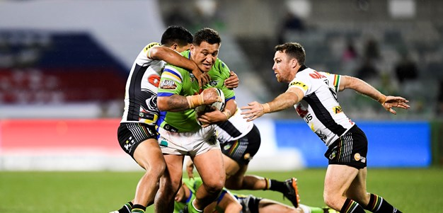 NRL Match Report: Raiders suffer heartbreak against Panthers
