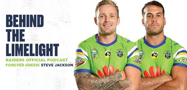 PODCAST - Behind the Limelight - Blake Austin - Michael Oldfield - Steve Jackson