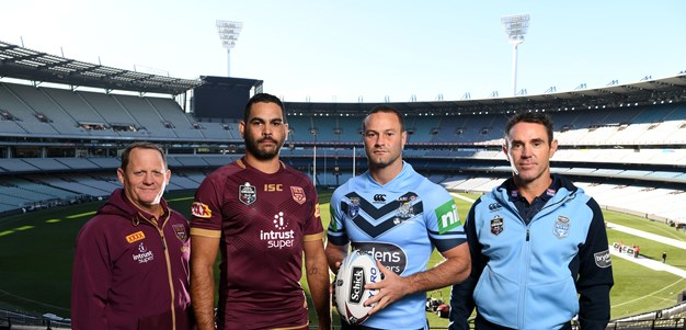 NRL Origin I preview: A new era dawns for Blues and Maroons