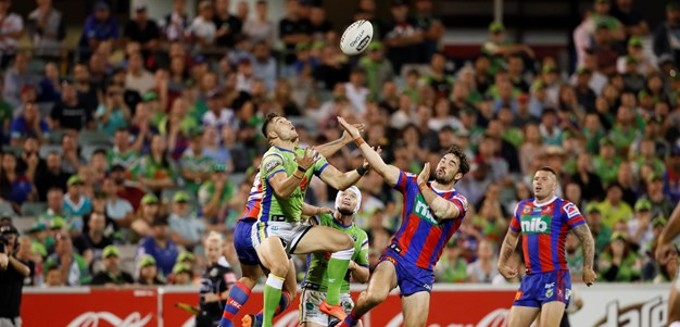 Gallery: Rd 2 Raiders v Knights