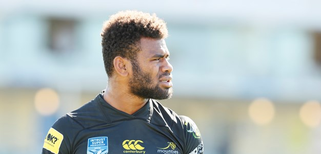 Ravalawa named in Fiji squad for upcoming Test