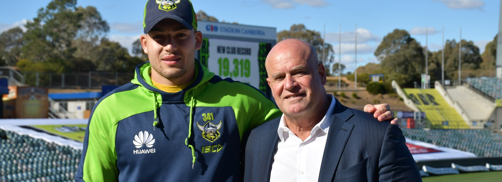 Raiders Break Membership Record