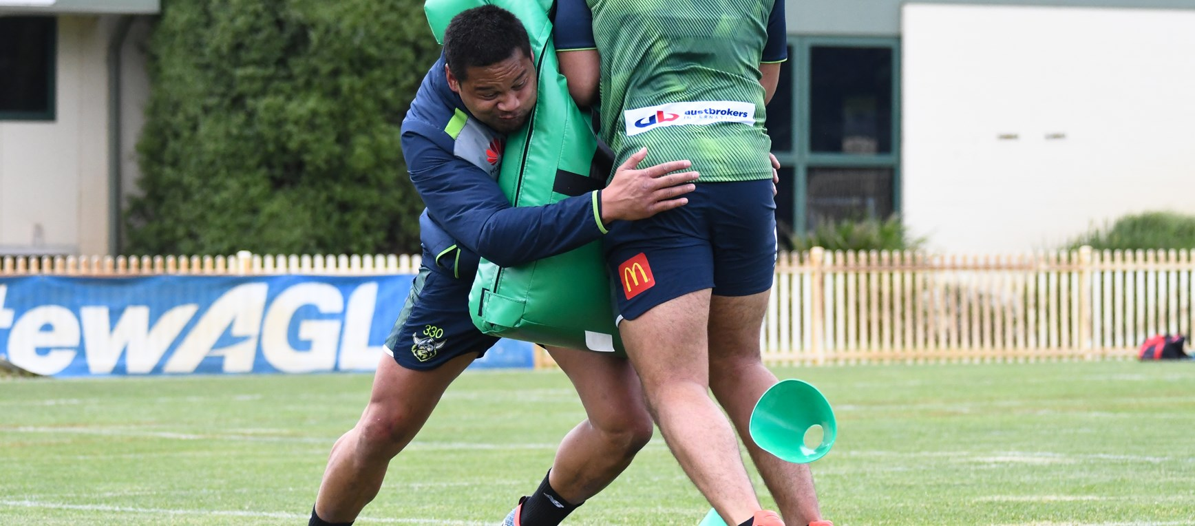 Training Gallery: Pre-Season Week 4