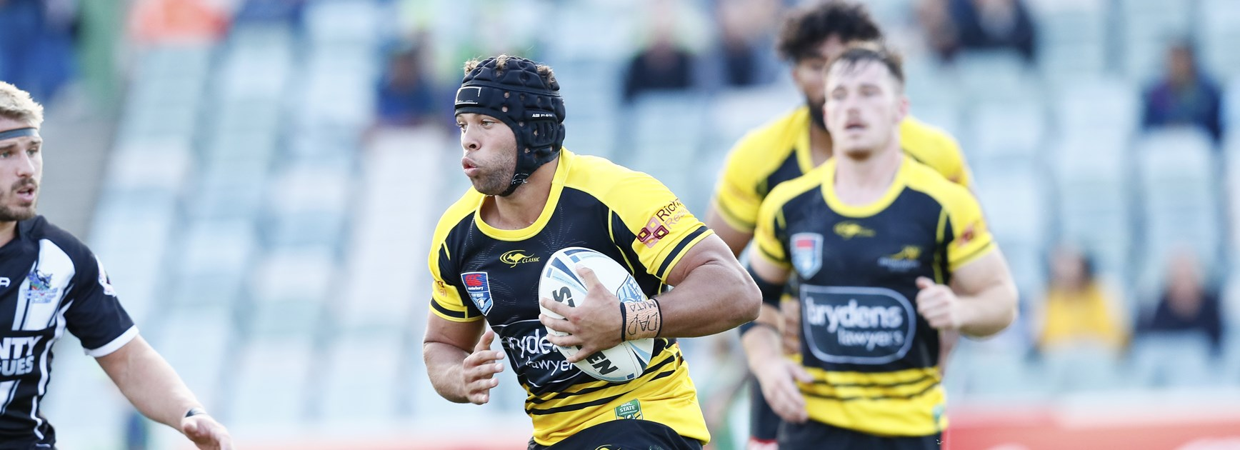 Canterbury Cup Team List: Mounties v Warriors
