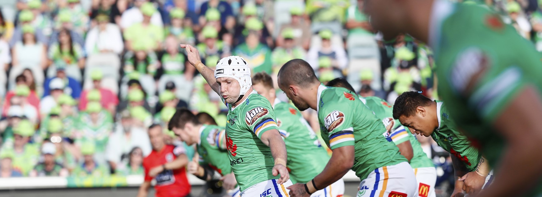 NRL Late Mail: Raiders v Sea Eagles