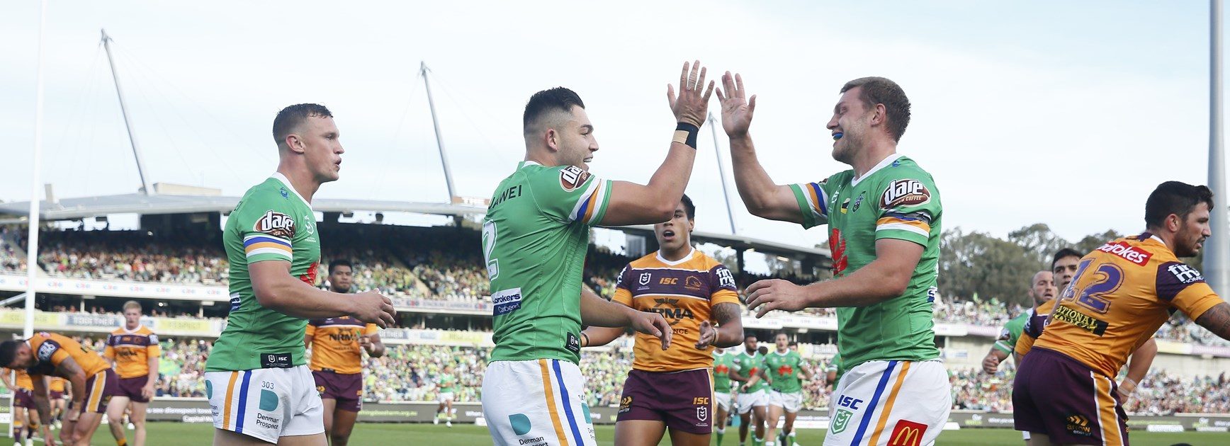 Five Things: Raiders v Manly