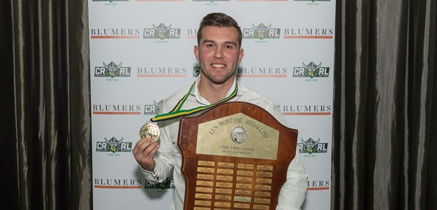 Gallery: McIntyre Medal Night