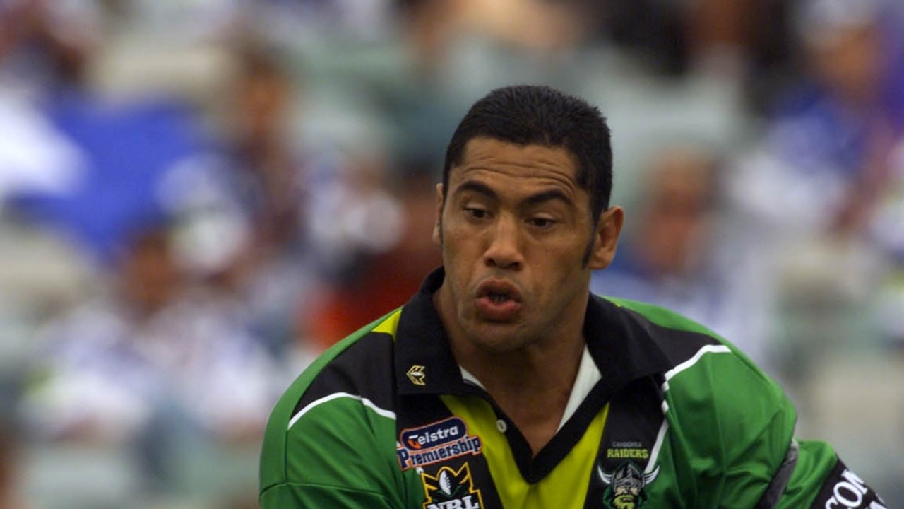 Ruben Wiki Inducted Into Nrl Hall Of Fame Raiders