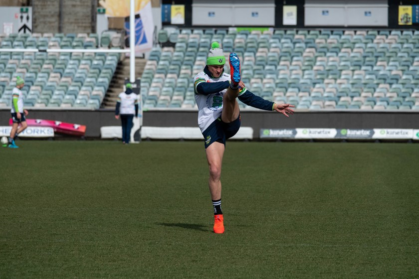 Jack Wighton will play his 150th game for the club this weekend.