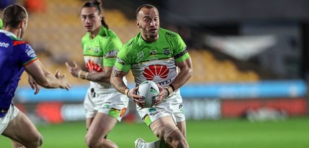 NRL Team List: Raiders v Roosters