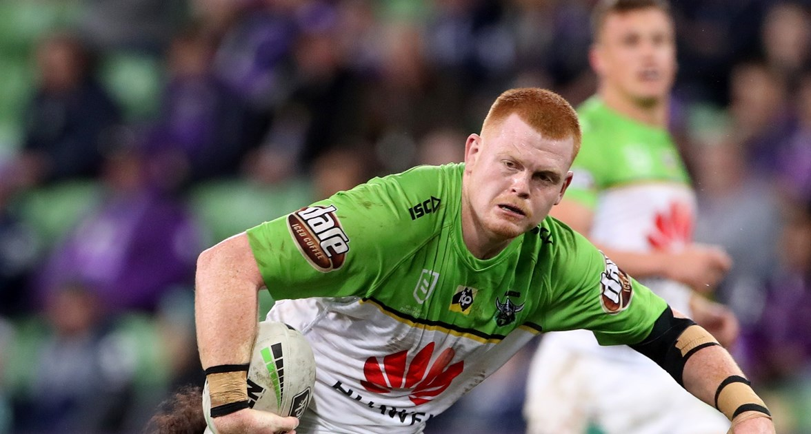 NRL Team List: Raiders v Sea Eagles