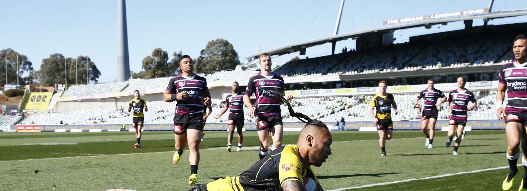 Canterbury Cup match report: Mounties claim narrow win