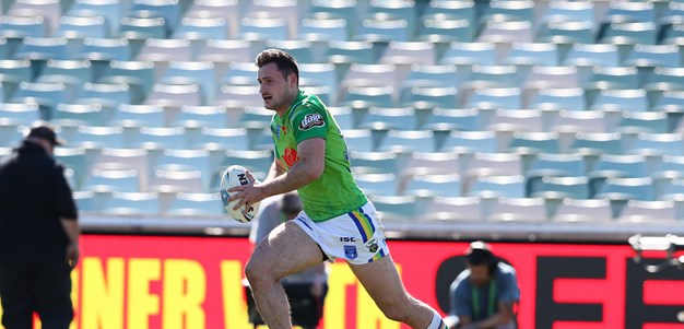 Jersey Flegg Team List: Raiders v Dragons