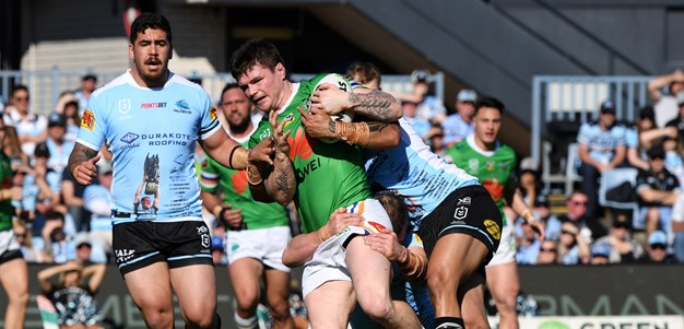 NRL Match Report: Raiders beat Sharks in Field-Goal Shootout