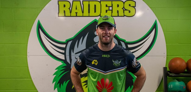 Matt Frawley returns to Raiders