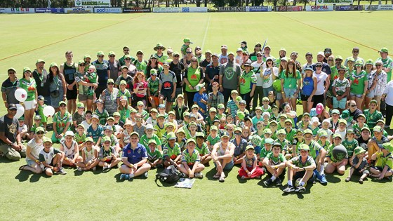 Official Website Of The Canberra Raiders